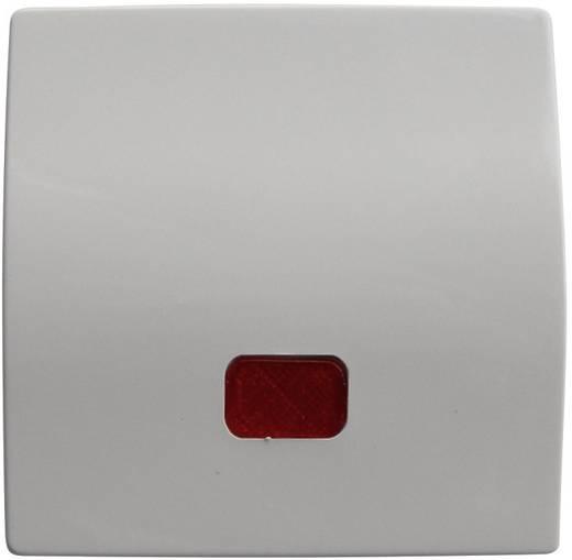PERA Abdeckung Kontrollschalter Pera Weiß 2110-015-0001