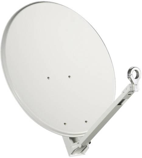 SAT Antenne 65 cm Gibertini OP 65 XP ALU Reflektormaterial: Aluminium Grau