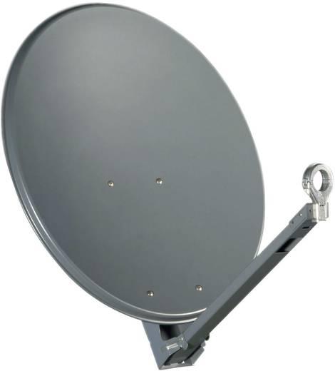 SAT Antenne 65 cm Gibertini OP 65 XP Reflektormaterial: Aluminium Anthrazit