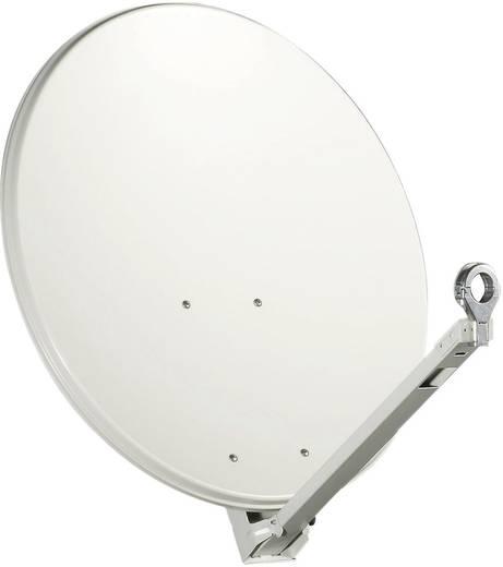 SAT Antenne 75 cm Gibertini OP 75 XP ALU Reflektormaterial: Aluminium Grau