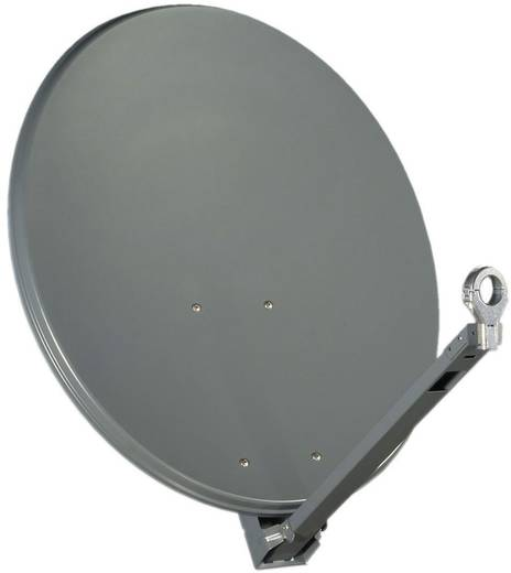 SAT Antenne 75 cm Gibertini OP 75 XP Reflektormaterial: Aluminium Anthrazit