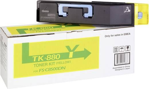 Kyocera Tonerkassette TK-880Y
