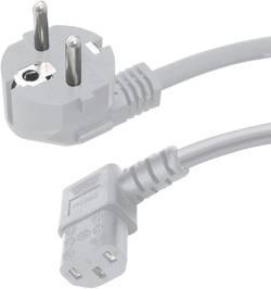 Câble de raccordement pour appareils IEC HAWA 1008241 gris 5 m