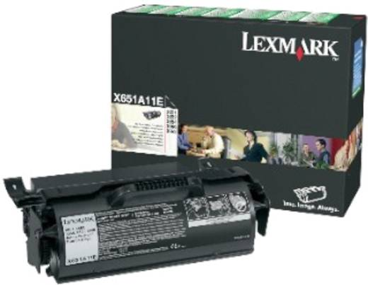 Lexmark Tonerkassette X651A11E