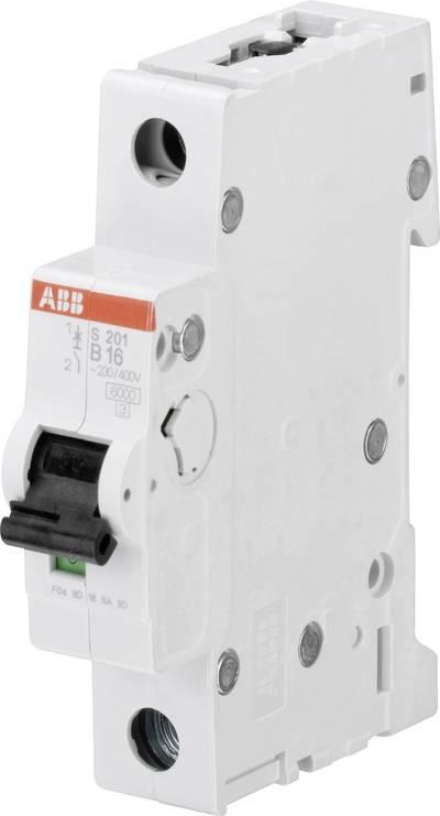 Interruttore magnetotermico ABB 2CDS251001R0255 1 polo 25 A 1 pz.
