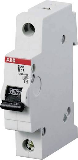 Leitungsschutzschalter 1polig 16 A ABB 2CDS251001R1165