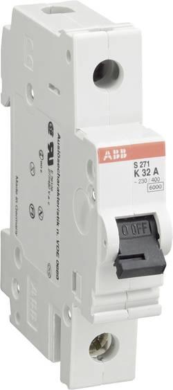 Disjoncteur ABB 2CDS251001R0467 1 pôle 16 A