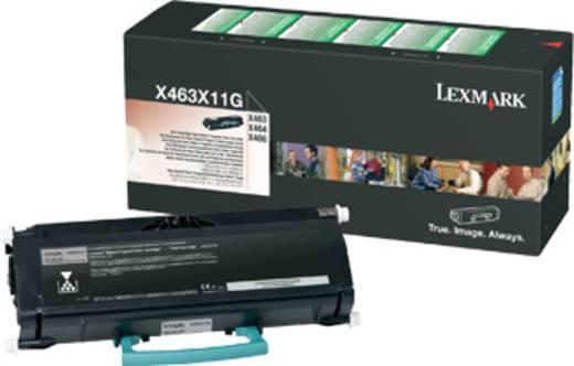 Lexmark Toner X463X11G X463X11G Original Schwarz 15000 Seiten