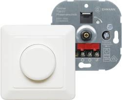 Stmívač pod omítku Ehmann Lumeo Domus 39.01Ph-AN 500W/VA 3960c0120, čistě bílá