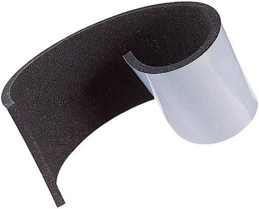 Schaumstoffstreifen Schwarz (L x B x H) 300 x 210 x 5 mm 15310-19-5MM 1 St.