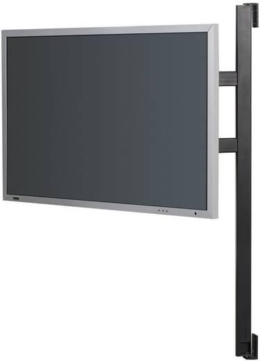 wissmann raumobjekte tv wandhalterung solution art121 gr 1 37 94 cm 55 140 cm schwarz. Black Bedroom Furniture Sets. Home Design Ideas