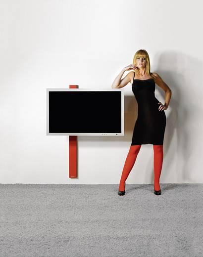 wissmann raumobjekte tv wandhalterung solution art128sw. Black Bedroom Furniture Sets. Home Design Ideas
