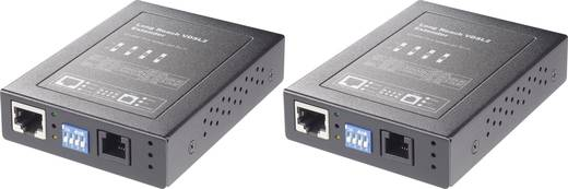 Netzwerkverlängerung 2-Draht Reichweite (max.): 1000 m 100 MBit/s ...