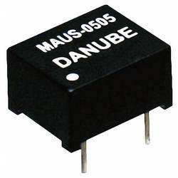Image of Danube MAUS-0505 DC/DC-Wandler, Print 5 V/DC 5 V/DC 200 mA 1 W Anzahl Ausgänge: 1 x