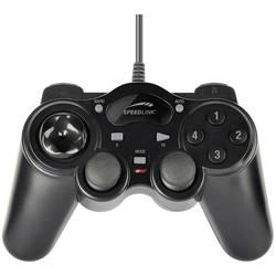 Gamepad SpeedLink Thunderstrike, černá