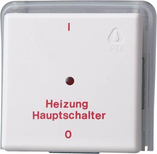 Kopp Heizungs-Notschalter Arktis Weiß 627302086