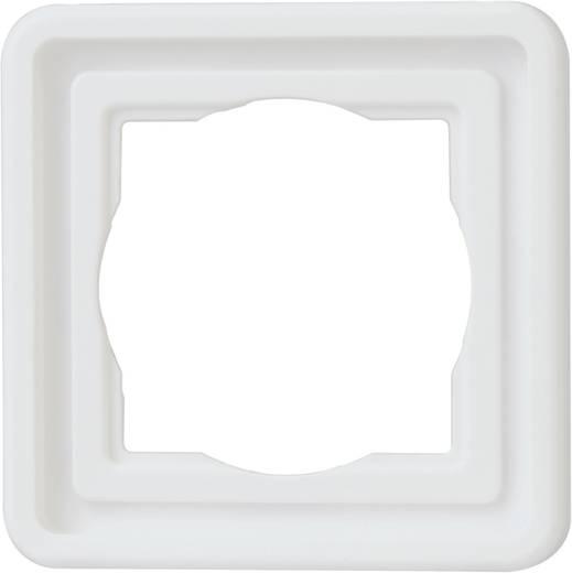 Kopp 1fach Rahmen Arktis Weiß 302302071