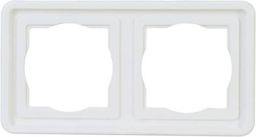Kopp 2fach Rahmen Arktis Weiß 302402074