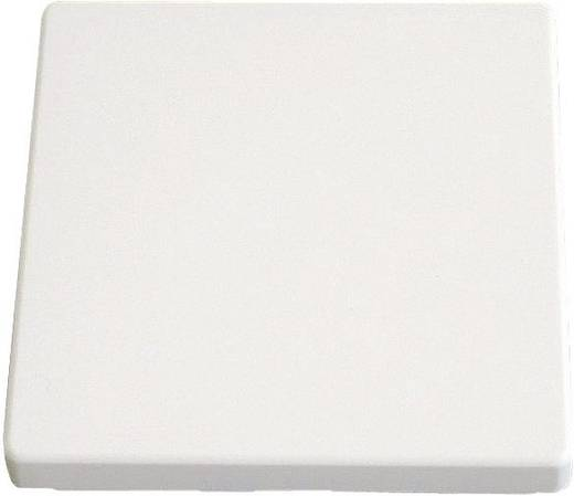 Berker Abdeckung Wechselschalter, Ausschalter, Kreuzschalter Q.1, Q.3 Polarweiß 1620 60 89