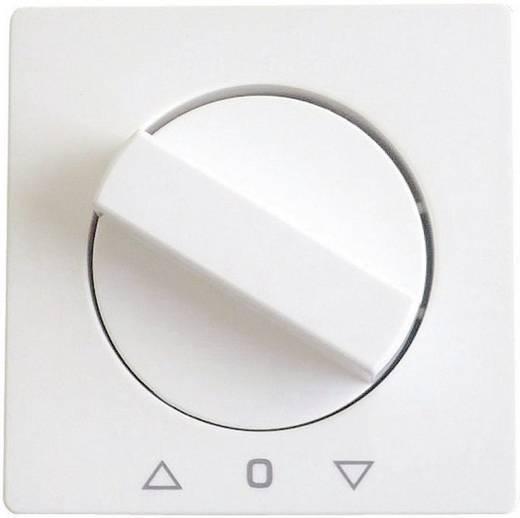 Berker Abdeckung Jalousie-Schalter Q.3, Q.1 Polarweiß 1080 60 89