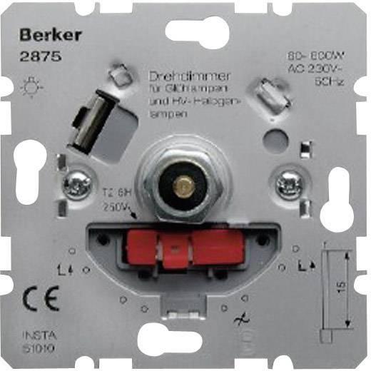 Berker Einsatz Dimmer K.5, K.1, Q.3, Q.1, S.1, B.7, B.3, B.1 2875