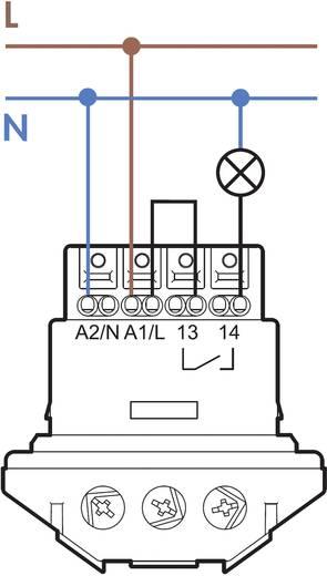 Bewegungsmelder 1 St. 18.61.8.230.0300 Finder 250 V/AC 110 - 230 V/AC 1 Schließer