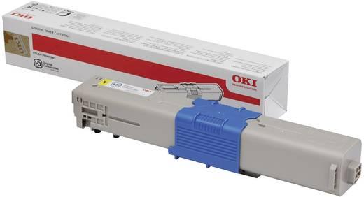 OKI Toner C301 C321 44973533 Original Gelb 1500 Seiten