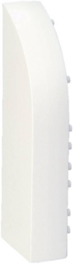 Image of Elektro-Sockelleistensystem Endstück links 75084 Weiß