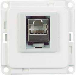 Image of Elektro-Sockelleistensystem Geräteeinsatz ISDN 71682 Weiß