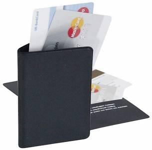 RFID-Schutz für Kreditkarten, EC-Karten oder Personalausweise