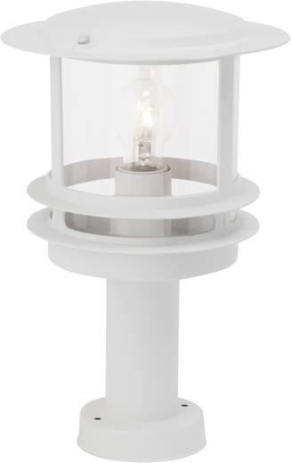 Außenstandleuchte Glühlampe E27 60 W Brilliant Hollywood 47884/05 Weiß