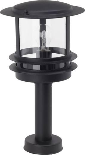 Außenstandleuchte Glühlampe E27 60 W Brilliant Hollywood 47884/06 Schwarz