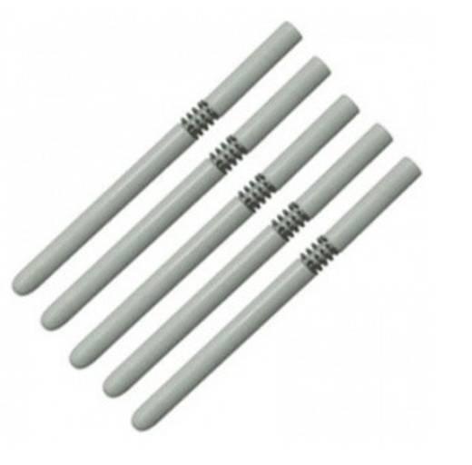 Grafiktablett-Eingabestift-Ersatzspitzen Wacom PSI-A042 Grau
