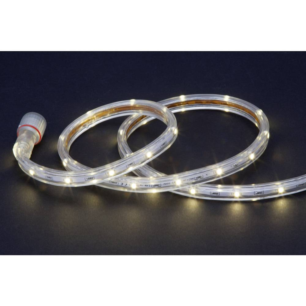 Brilliant illuminazione per feste tubo flessibile a led for Tubo flessibile a led