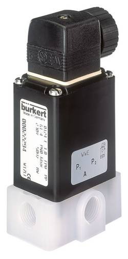 Vanne à commande directe 2/2 voies Bürkert 69006 230 V/AC manchon G 1/4 1 pc(s)