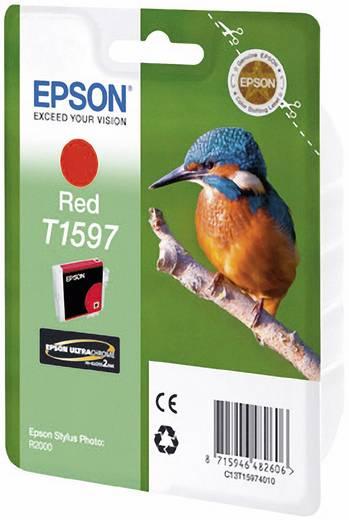 Epson Tinte T1597 Original Rot C13T15974010