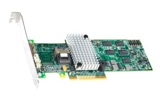 SAS-Controllerkarte PCIe Intel RSBL040