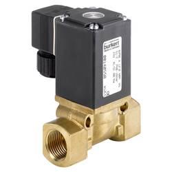 2/2-cestný priamo riadený ventil Bürkert 53674, spojka G 3/4, 24 V/DC