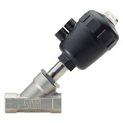 Pneumaticky ovládaný ventil Bürkert 178697, 2/2-cestný, spojka G 1 1/4