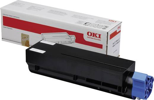 OKI Toner MB461 MB471 MB491 44574802 Original Schwarz 7000 Seiten
