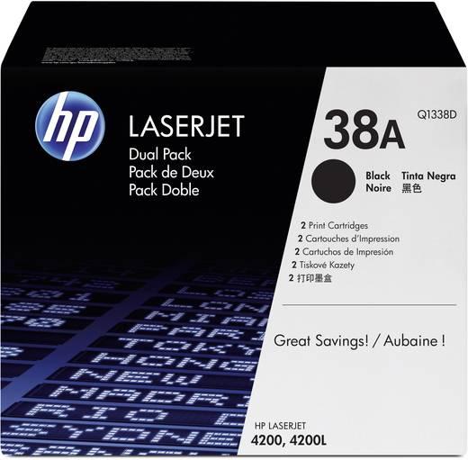 HP Tonerkassetten 2er-Pack 38A
