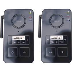 Bezdrátové komunikační zařízení m-e FS 2.1, 2000 m, černá