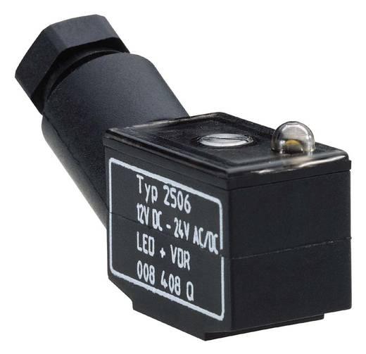 Gerätesteckdose Bürkert 2506 Form C 24 V/DC (max)