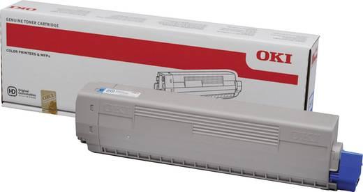 OKI Toner 44844615 44844615 Original Cyan 7300 Seiten