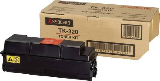 Kyocera Toner TK-320 1T02F90EUC Original Schwarz 15000 Seiten
