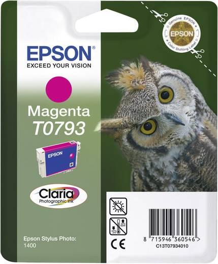 Epson Tinte T0793 Original Magenta C13T07934010