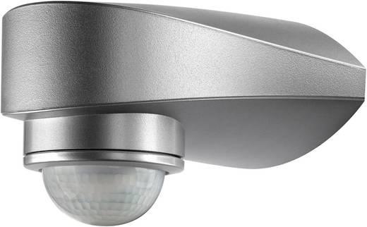 Aufputz PIR-Bewegungsmelder GEV 018600 180 ° Relais Silber IP44