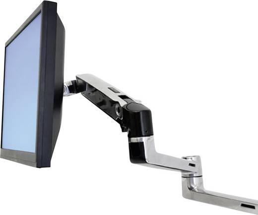 Halterungsarm-Verlängerung Passend für Serie: Ergotron LX-Monitorarme Ergotron Schwarz-Silber