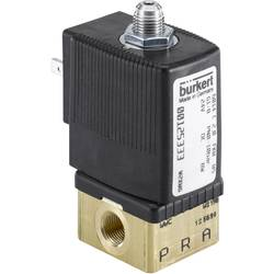 Image of Bürkert Direktgesteuertes Ventil 125336 6014 230 V/AC Gehäusematerial Messing Dichtungsmaterial FKM 1 St.