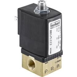 Image of Bürkert Direktgesteuertes Ventil 125339 6014 230 V/AC Gehäusematerial Messing Dichtungsmaterial FKM 1 St.